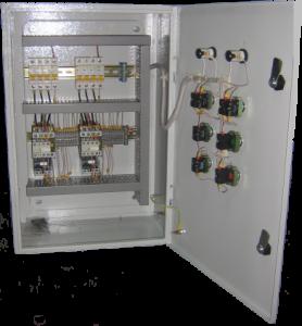 Ящик управления электродвигателями Я5000, РУСМ5000, ШУ5000
